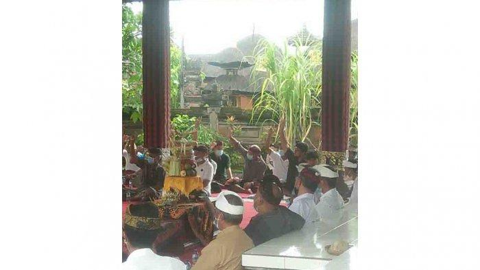 Ketua Panitia Pemilihan Bendesa Keramas, Gusti Toya Siap Hadapi Gugatan di PN Gianyar Bali