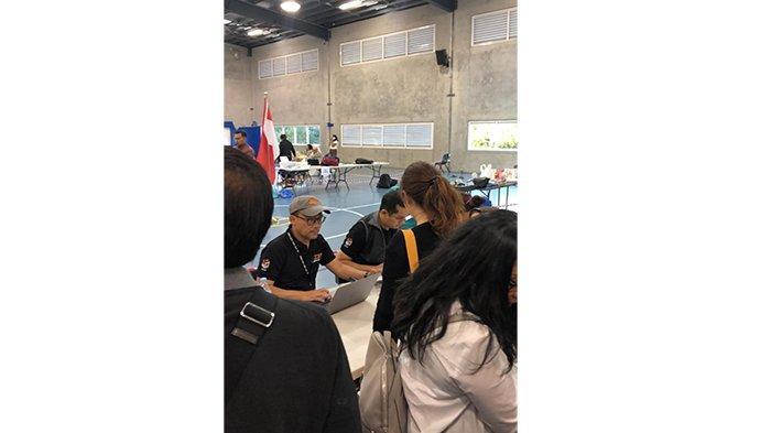 Suasana Pemilu diBrisbane, Australia, Kental dengan Nuansa Keindonesiaan dan Keakraban