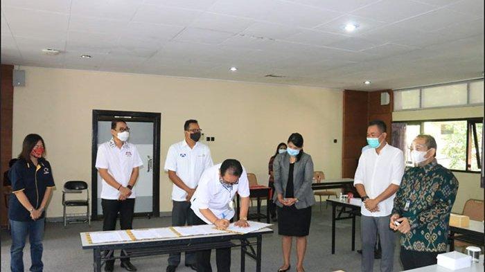Wagub Cok Ace Dorong Asosiasi MICE di Bali Bersatu untuk Bangkit di Tengah Pandemi