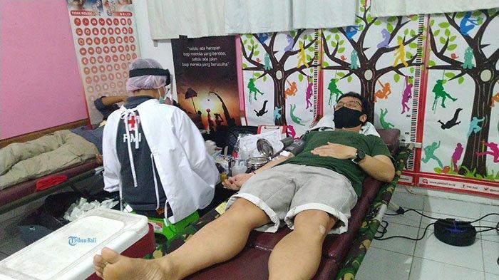 Stok Darah Menipis, PMI dan PDDI Bali Gelar Program Donor Darah dengan Target 225 Kantong