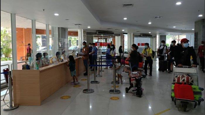 Posko Terpadu Ditutup, Bandara Ngurah Rai Catat 103 Ribu Penumpang Terlayani di Masa Larangan Mudik
