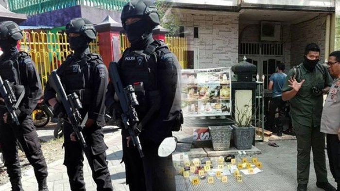Terungkap, Teroris JAD Miliki KTP Bali, Bahkan Dua Anaknya Lahir di Pulau Dewata