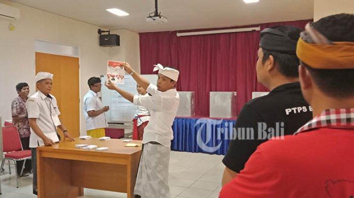 Puluhan Pasien ODGJ RSJP Bali Tetap Gunakan Hak Pilihnya dalam Pilgub Bali