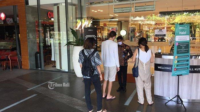 Mall di Bali Ini Tutup Selama PPKM Darurat Jawa – Bali, Tenant Penyedia Kebutuhan Pokok Masih Buka