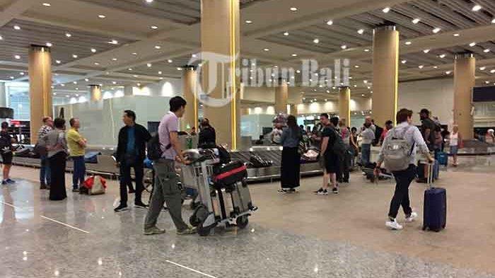 Sekitar 410.261 Wisatawan Tiba Di Bali Melalui Bandara I Gusti Ngurah Rai