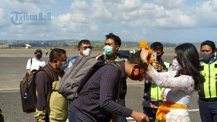 56 Pergerakan Pesawat Terjadwal di Bandara Ngurah Rai, Diperkirakan 4 Ribu Orang Tiba Hari Ini