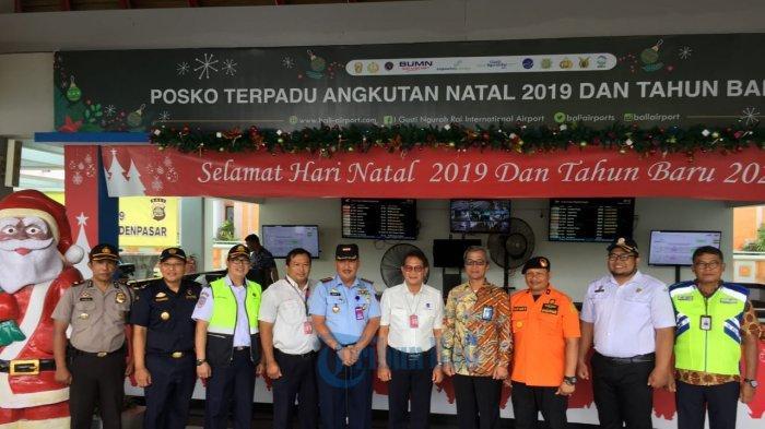 Bandara I Gusti Ngurah Rai Layani 1,4 Juta Penumpang Selama Libur Nataru
