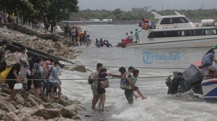 Penumpang ke Nusa Penida Meningkat, Naik 30 Persen Selama Liburan Panjang Paskah