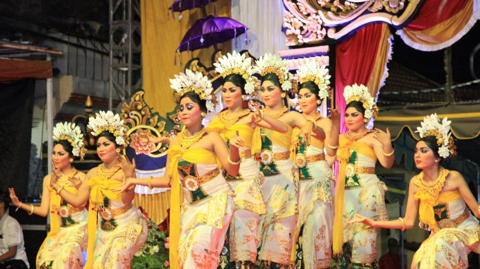 WIKI BALI - Berkenalan dengan Desa Dangin Puri Kauh Denpasar, Ini Visi & Misinya