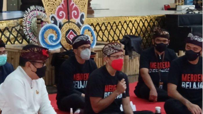 Menteri Nadiem Harapkan Seluruh Sekolah di Bali untuk Segera Melakukan PTM Terbatas