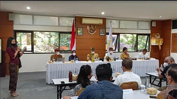 Menparekraf Sandiaga Uno Rangkul Bali Tourism Board Hadirkan Destinasi Wisata Berkualitas