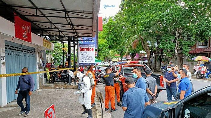 Update Terkini Peristiwa Keracunan Gas Tewaskan 4 Orang di Jimbaran, Kabid Labfor Polda Bali Cek TKP