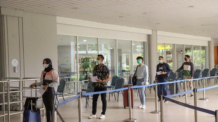 3 Hari Terakhir Trafik Penumpang di Bandara Ngurah Rai Terjadi Peningkatan