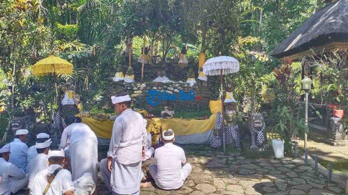 6 Pura Kawasan Catur Angga di Tabanan Bali Ditetapkan Cagar Budaya