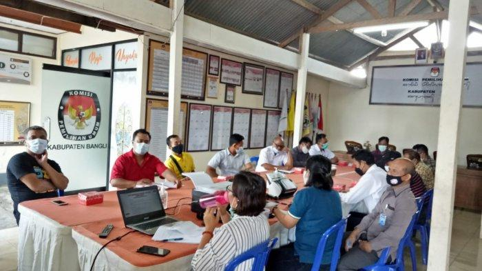 KPU Bangli Mulai Lakukan Pemutakhiran Data Pemilih, Per April Pemilih Baru Tercatat 1.375 Orang