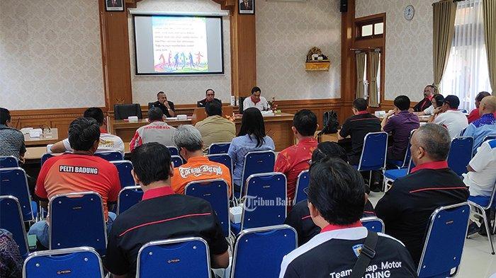 Usai Peroleh Gelar Juara Umum Porprov Bali 2019, KONI Badung Evaluasi Cabor Minim Medali