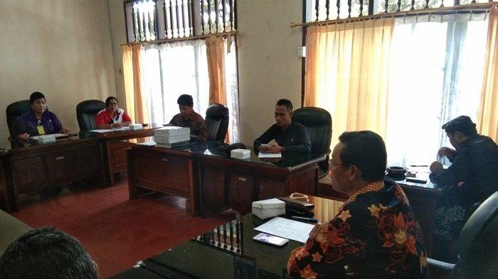 Eksekusi Pelanggar Perda Lemah, Dewan Dorong Pemkab Bangli Bentuk Penyidik PNS