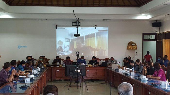 Fraksi NasDem dan Hanura DPRD Buleleng Tolak Pengesahan Perubahan APBD 2020, Ini Sebabnya