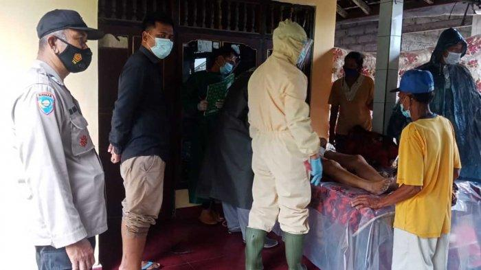 BREAKING NEWS - Perempuan 70 Tahun Ditemukan Tewas Gantung Diri di Mendoyo Jembrana Bali