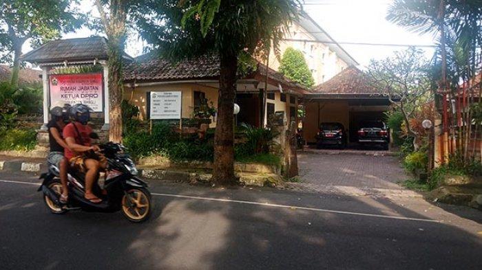 Rumah Jabatan Ketua DPRD Bangli Bakal Digunakan Sebagai Rumah Jabatan Wakil Bupati