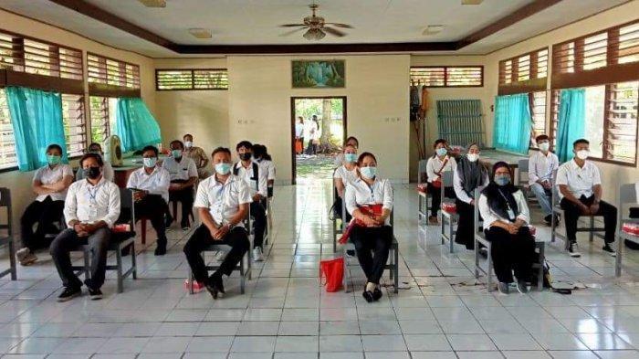 Program Pelatihan Kerja Mulai Dilakukan di Tabanan, 3 Program di LLK, 3 Program di Luar LLK