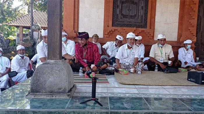 38 Perwakilan Banjar Adat Beri Suara, Nyoman Surata Terpilih Kembali Jadi Bendesa Adat Bedha Tabanan