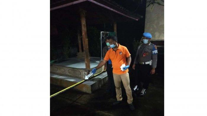 Perbekel Belimbing Enggan Berkomentar Terkait Perwira Polisi yang Tewas Tersengat Listrik di Tabanan