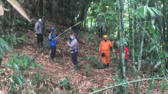 Hari Ketiga Pencarian Dadong Rampin Belum Ditemukan, Keluarga Gunakan Upaya Niskala & Bunyikan Gong
