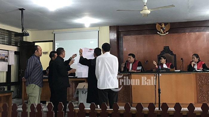 Ketua KPPS Akui Perbuatannya, Sidang Kasus Perusakan Surat Suara di TPS 29 Banjar Pangkung Tabanan