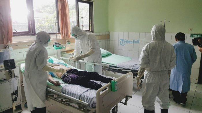 Rumah Sakit di Buleleng Bali Diminta Fokus Tangani Pasien Covid-19 Bergejala Sedang dan Berat