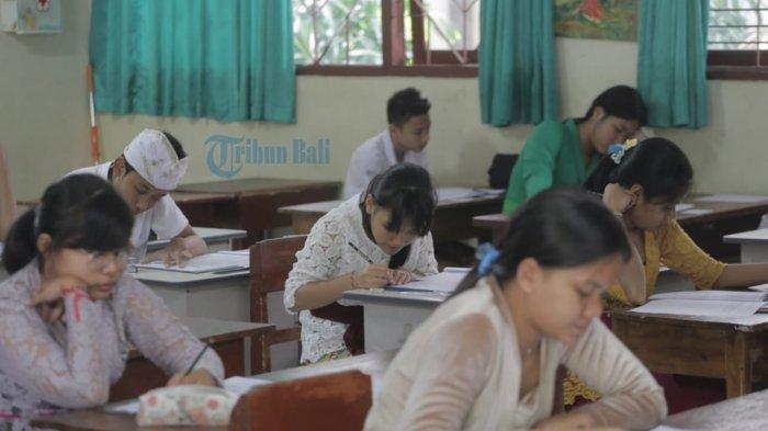 Antisipasi Corona, Ujian Sekolah SMP di Denpasar Diganti Portofolio
