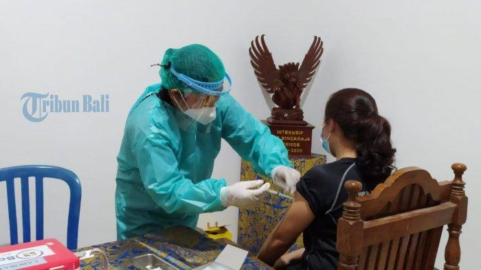 BREAKING NEWS - RSAD Singaraja Gelar Simulasi Vaksinasi Covid-19