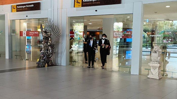 Larangan Mudik Berakhir Hari Ini, Penumpang di Bandara Ngurah Rai Diprediksi Capai 10 Ribu Besok