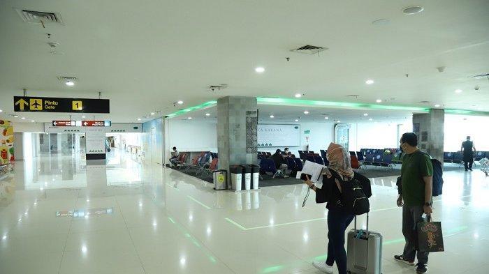 Larangan Mudik Ditetapkan, Trafik Pergerakan Penumpang di Bandara Ngurah Rai Turun Drastis
