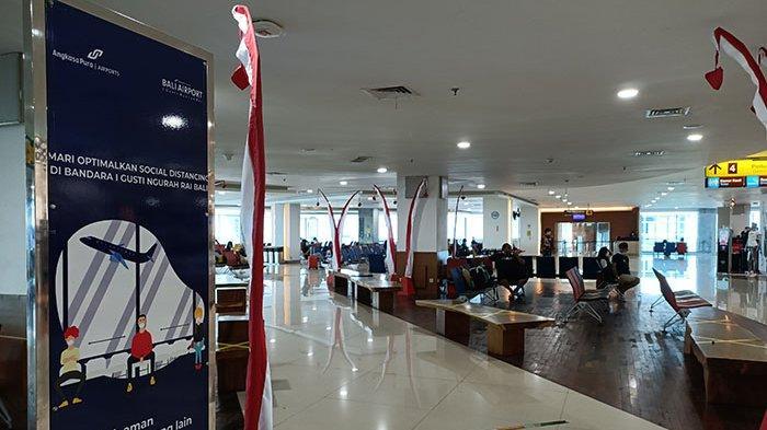 Trafik Penerbangan Menurun, Jam Operasional di Bandara Ngurah Rai Bali Hanya Sampai Pukul 20.00 Wita