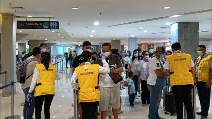 Dua Minggu Pertama Juni 2021, Trafik Penumpang di Bandara Ngurah Rai Bali Capai 15 Ribu Orang