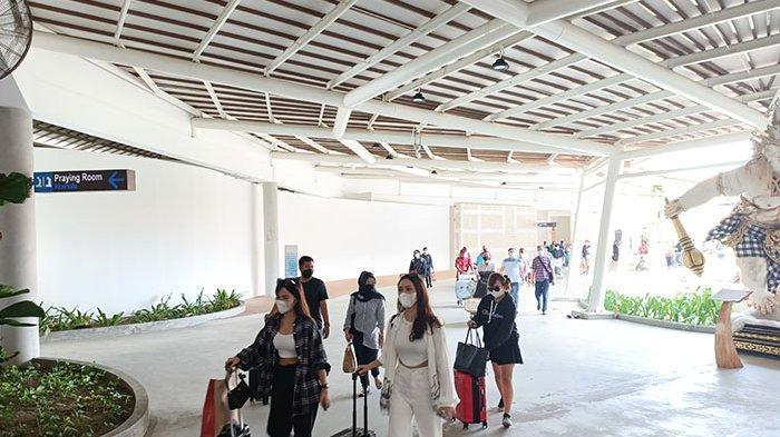 Rahmat Kangen Suasana Nyepi, Libur Panjang, Penumpang di Bandara Ngurah Rai Bali Meningkat