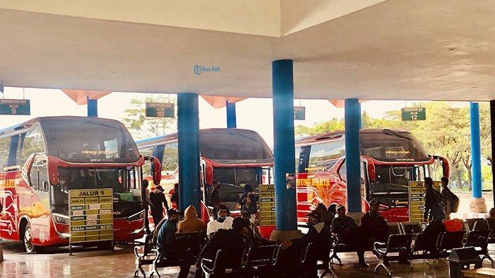 Pemerintah Kembali Izinkan Semua Moda Transportasi Beroperasi, Ini Kata Kepala Terminal Mengwi