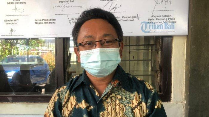 KPU Jembrana Tetapkan Tamba-Ipat Sabtu 23 Januari 2021 di Kelapa Reat-reat
