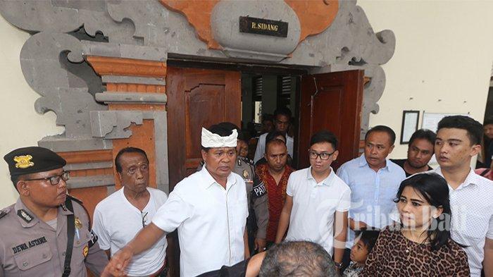 Tim Penasihat Hukum Mantan Wagub Sudikerta Sebut Tuntutan Jaksa Cukup Berat