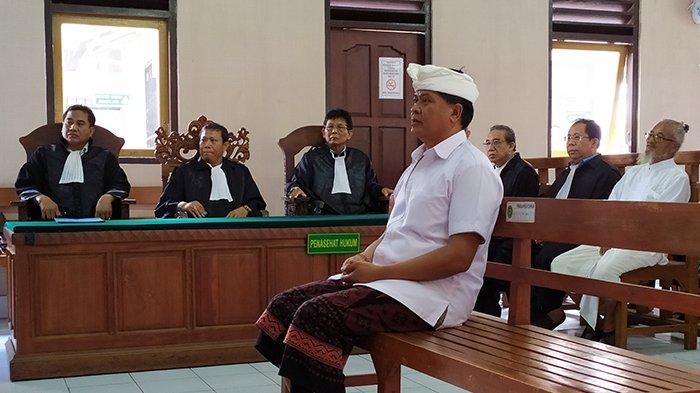 BREAKING NEWS Mantan Wakil Gubernur Bali Sudikerta Divonis 12 Tahun Penjara