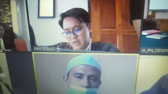 Ditangkap Saat Edarkan Sabu di Sesetan, Denpasar, Suhendra Dituntut 9 Tahun Penjara