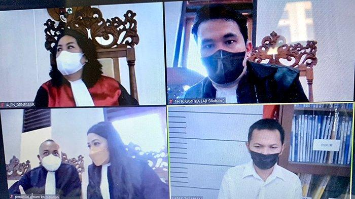 Terkait Korupsi LPD Belumbang, Tabanan, Sunarta Dituntut 6 Tahun Penjara