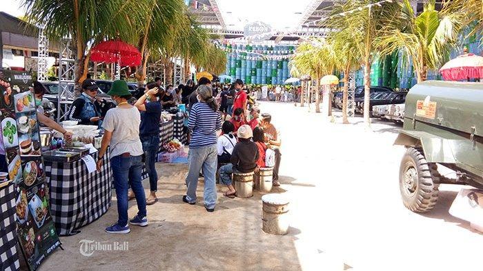 Kebon Vintage Cars Cafe & Resto Ajak Tenant Lokal Berkembang Lewat Sunday Market dan Garage Sale