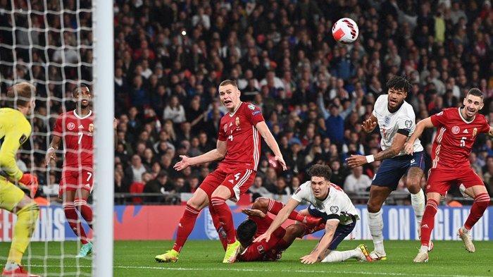 Hasil Lengkap Kualifikasi Piala Dunia 2022: Inggris Kandas di Kandang Sendiri