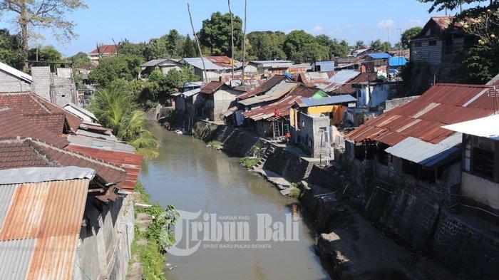 Air Sungai di Denpasar Masuk Kategori Tercemar