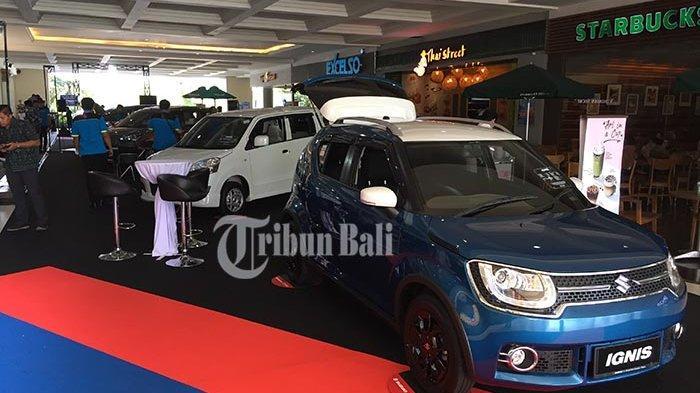 Dapatkan Amazing Deals Semua Tipe Mobil Suzuki Hanya di Super Deal Expo Mall Bali Galeria