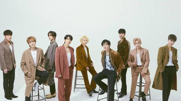 Unggah Video Permintaan Maaf, Boy Group K-Pop Super Junior Resmi Tunda Konser Dunia