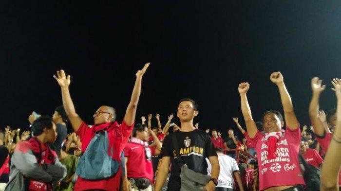 Beri Penilaian di Debut Nadeo, Suporter Ini Mengaku Puas Bali United Menang Besar di Piala AFC 2020