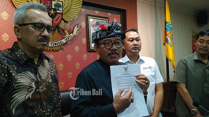 Wagub Cok Ace Nilai Pasal 252 RKUHP Dapat Mengancam Pengobatan Alternatif di Bali